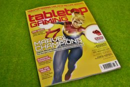 TABLETOP GAMING MAGAZINE Issue 36 NOVEMBER 2019