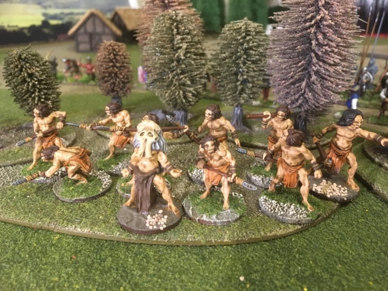 The full tribe - basing in progress