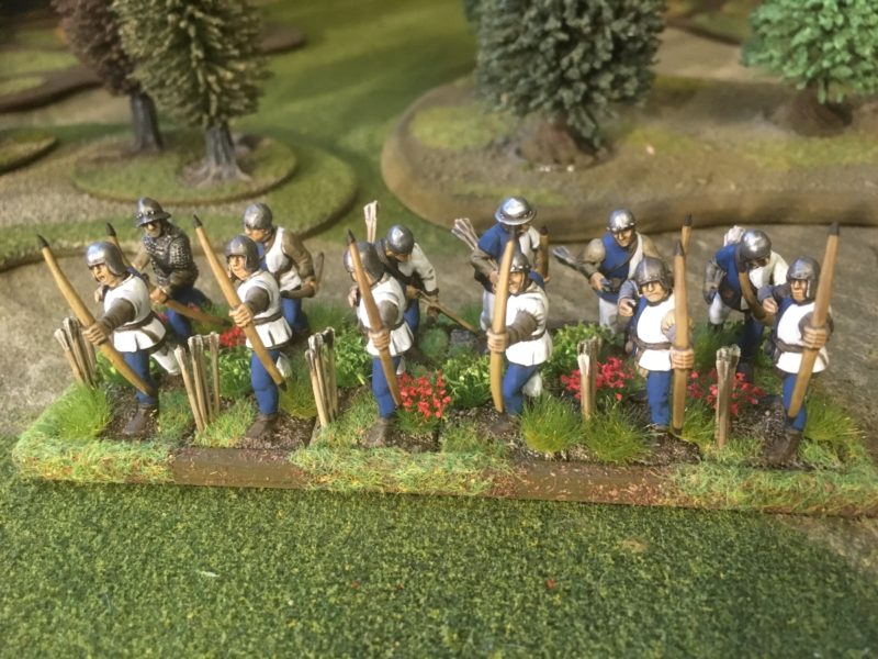One unit of 12 Archers.