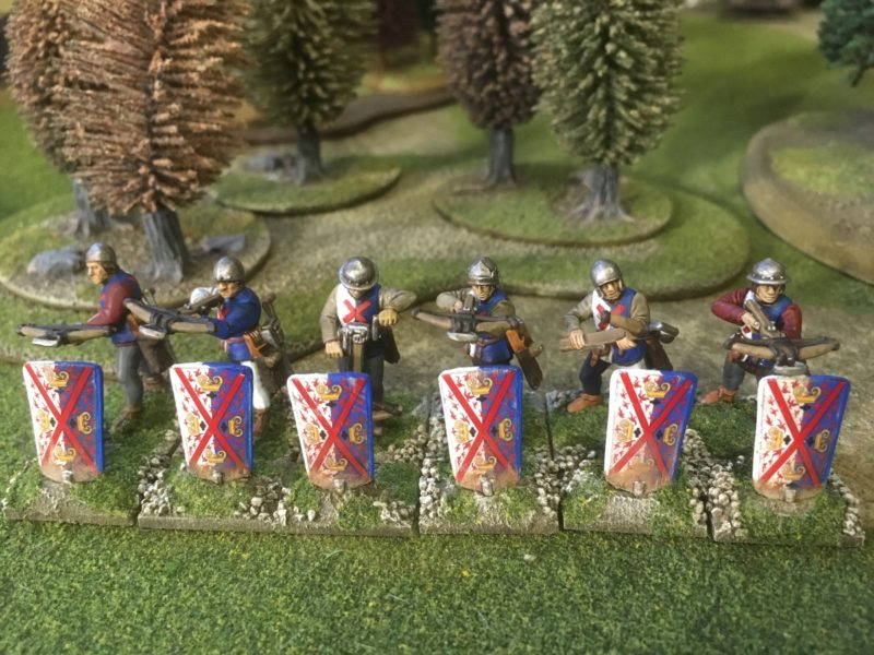 Unit of Crossbowmen