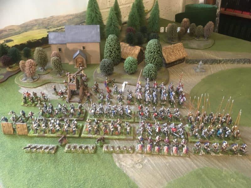 Harry Hotspurs Army!