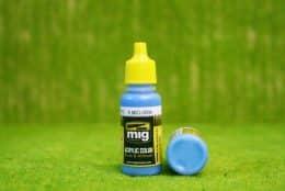 AMMO MIG BLUE 0086 RAL 5019