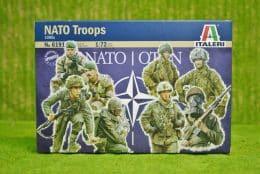 Italeri NATO TROOPS 6191