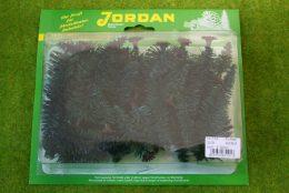 Jordan Pack of 25 FIR TREES Wargames Scenery HO/OO Nr.51A