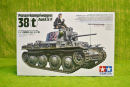Tamiya 35369 GERMAN PANZERKAMPFWAGEN 38T AUSF E F