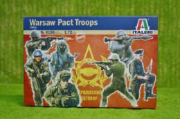 Italeri WARSAW PACT TROOPS 6190