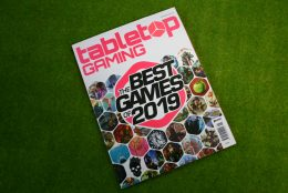 TABLETOP GAMING MAGAZINE The Best Games of 2019