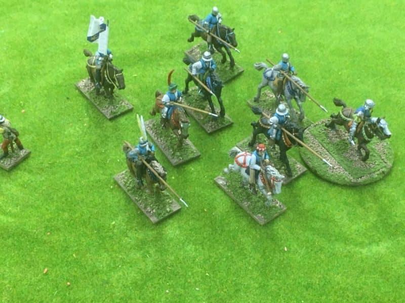 Sgt Longacres light horse