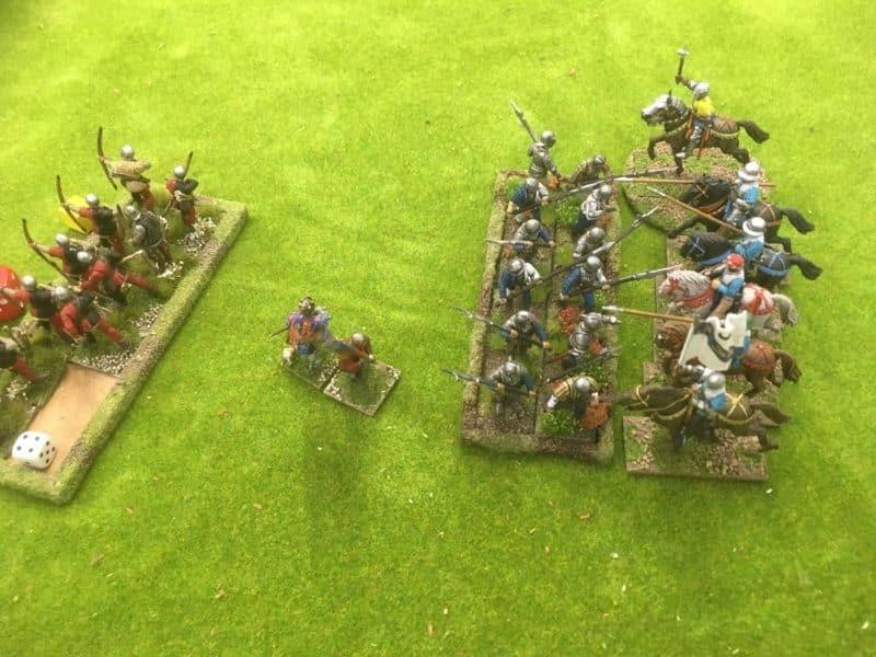 Sgt Longacres last hurrah!