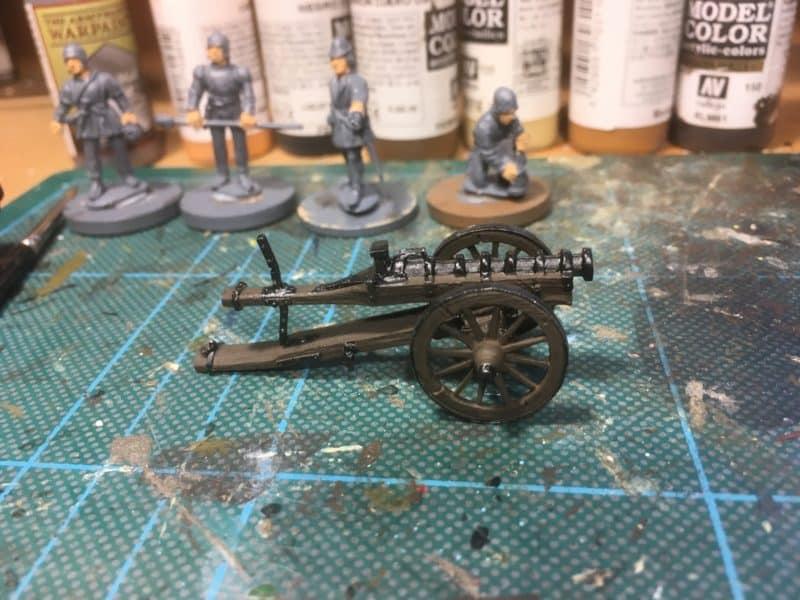 WOTR Artillery