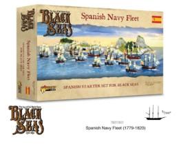 Black Seas Spanish Navy Fleet (1770 – 1830)