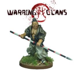 Banzuiin Chōbei Warring Clans from War Banner SAM020