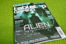TABLETOP GAMING MAGAZINE Issue 38 JANUARY 2020