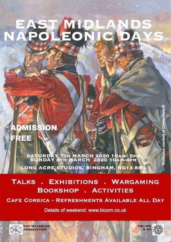 Bingham Napoleonic days