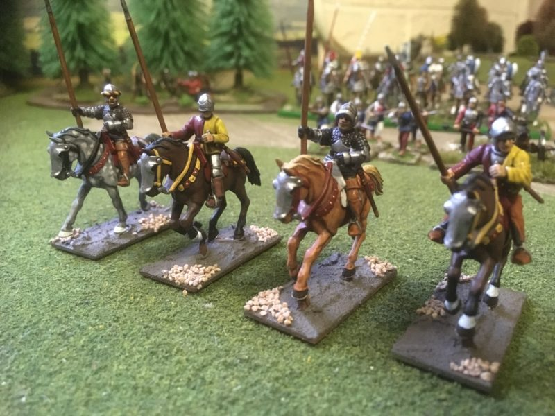 Light Cavalry on the prowl!