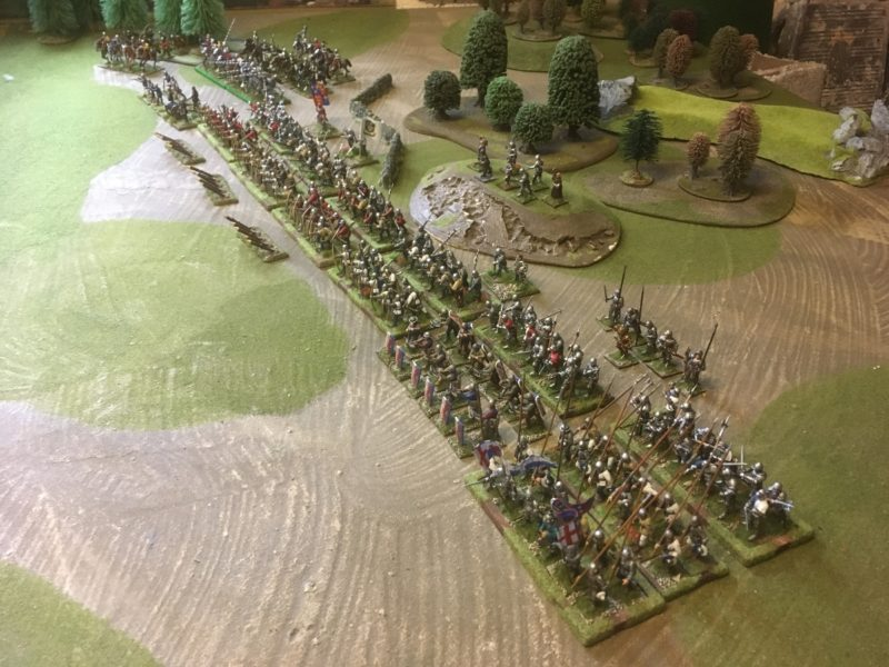 War of the Roses Army
