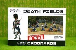 LES GROGNARDS Wargames Atlantic Plastic Boxed Set