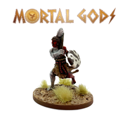 MORTAL GODS Kushite Priest of Babi MG062 (metal) 28mm