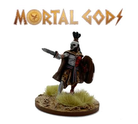 MORTAL GODS Kushite Prince MG060 (metal) 28mm