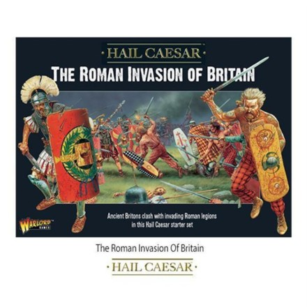 The Roman Invasion of Britain 28mm Hail Caesar Warlord Games