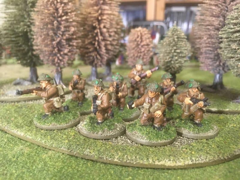 Artizan WW2 British Infantry
