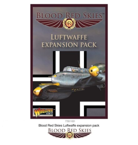 Blood Red Skies LUFTWAFFE expansion cards pack Warlord Games