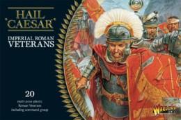 Early Imperial Romans Veterans 28mm Hail Caesar