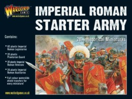 Imperial Roman Starter Army boxed set 28mm Hail Caesar