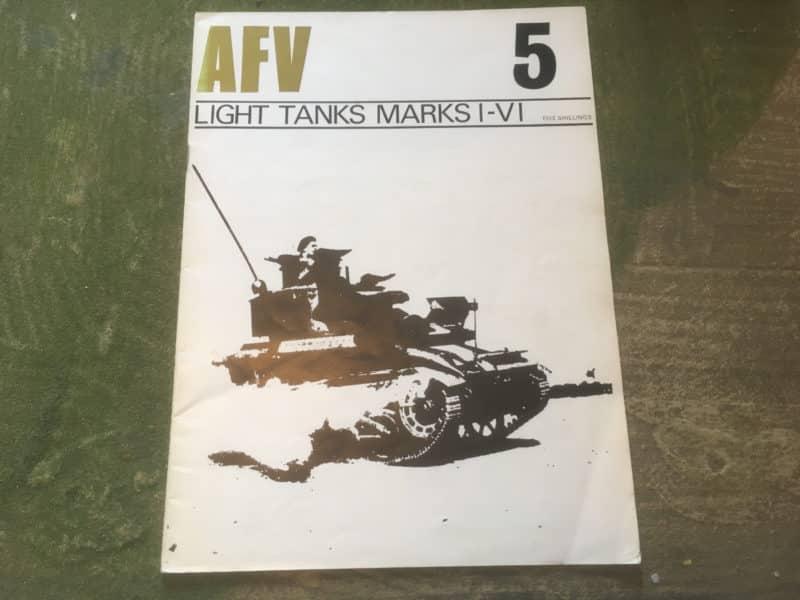 Vickers tank - Profile publications