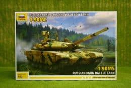 T-90MC RUSSIAN MAIN BATTLE TANK 1/72 Zvezda 5065
