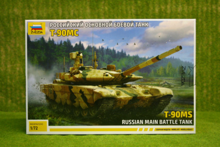 T-90MC RUSSIAN MAIN BATTLE TANK 1/72 Zvezda 5065