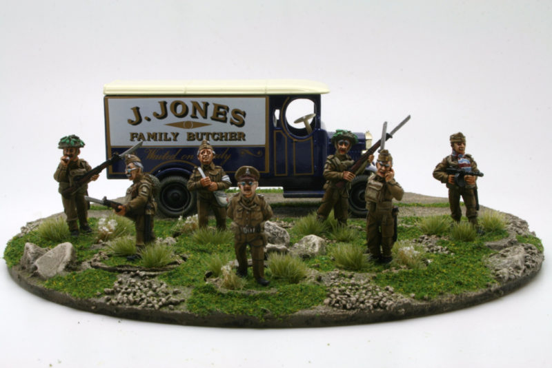 Dads Army on Display Base