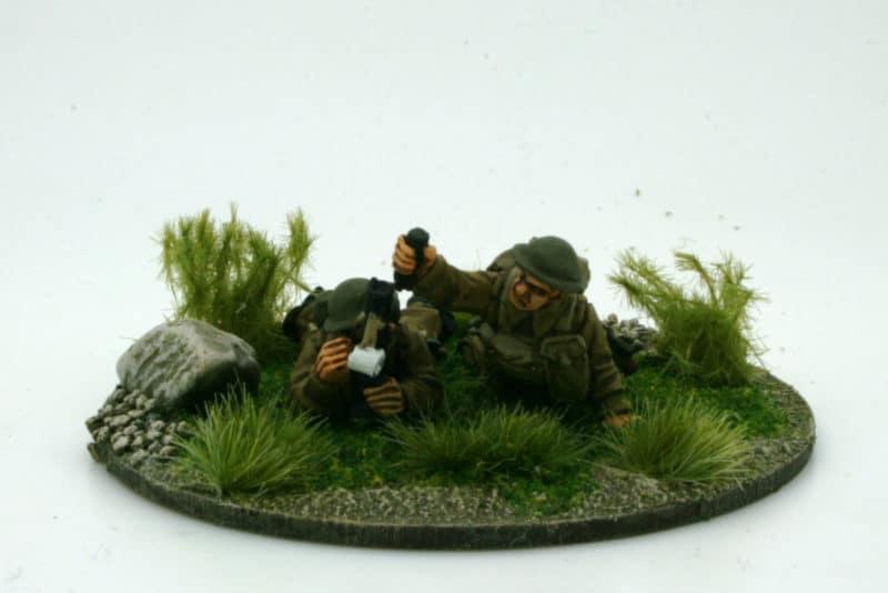 2 inch Mortar Team