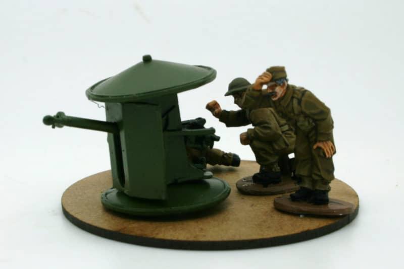 Smith Gun for Home Guard - W.I.P.