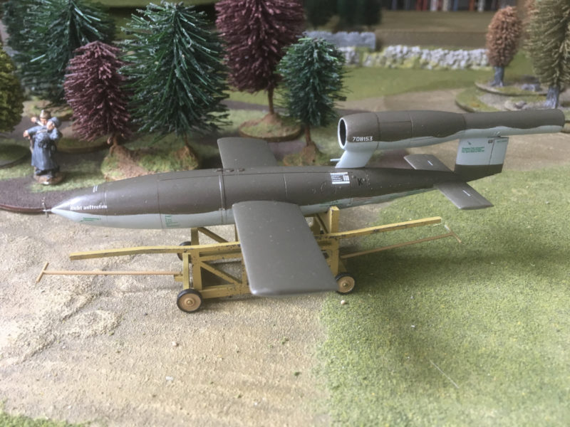 Tamiya 1/48th Scale V1