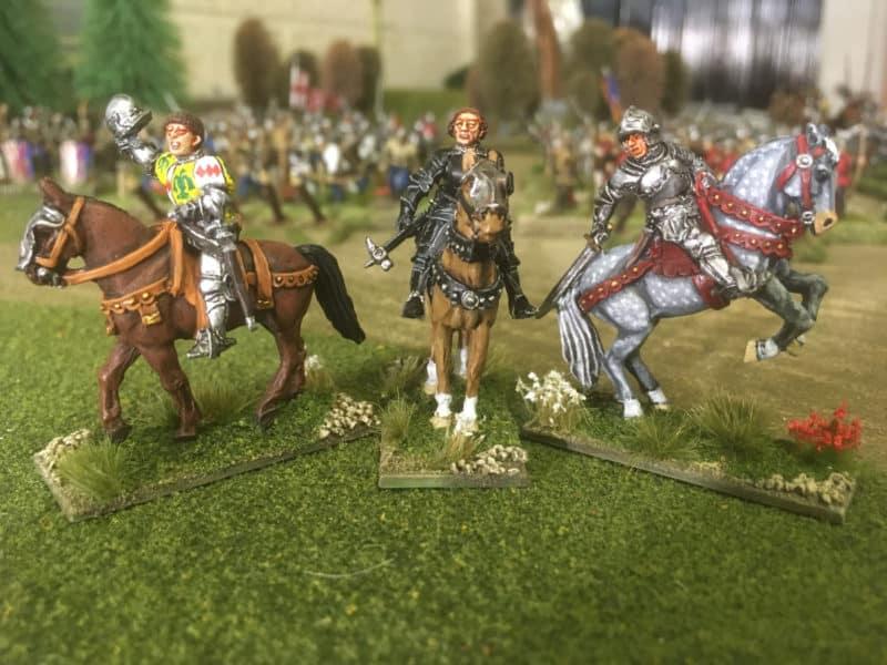 Salisbury, Richard of York and Warwick