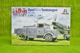 Opel Blitz Tankwagen Italeri 1/48 kit 2808