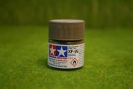 Tamiya Color YELLOW BROWN Acrylic Mini Paint XF92 10mls