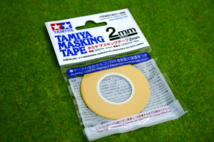 Tamiya MASKING TAPE REFILL 2mm width Modelling Accessories item 87207