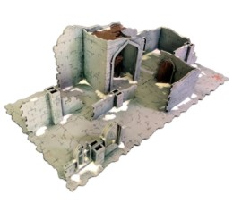 THE RUINED CITY (CHAPTER ONE) FG00 (28mm) Sarissa Precision