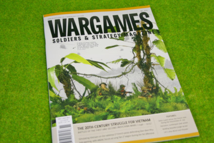 WARGAMES, SOLDIERS & STRATEGY MAGAZINE Issue 111