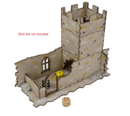 THE DICE TOWER FG36 (28mm) Sarissa Precision