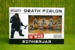 EINHERJAR Wargames Atlantic Plastic Boxed Set