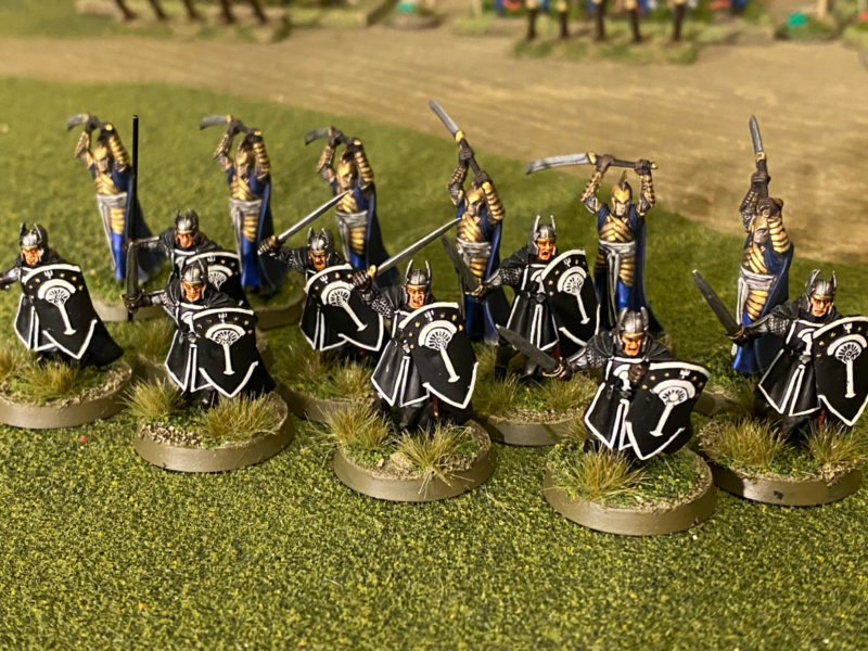 High Elves and Men of Gondor
