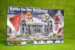 Battle For Reichstag Italeri 1/72 kit 6195