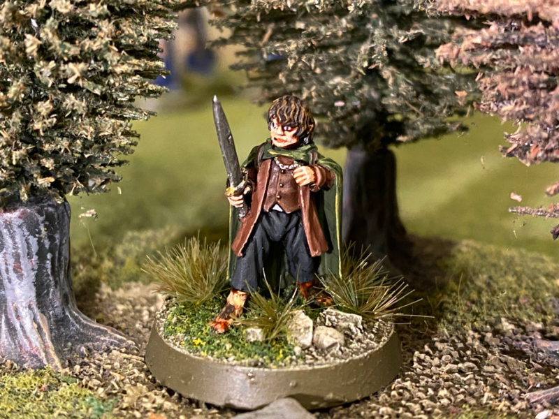 Frodo Baggins - issue 3