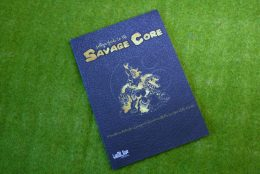 SAVAGE CORE Rules Lucid Eye Publications
