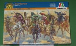 1:72 Scale ARAB WARRIORS Medieval era  Italeri 6126