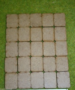 32mm x 25mm LASER CUT MDF 2mm bases will suit FOW game