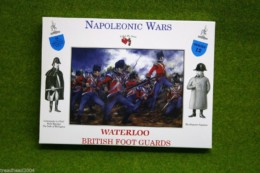 A Call To Arms BRITISH FOOT GUARDS Waterloo Napoleonic Wars 1/32 CT12